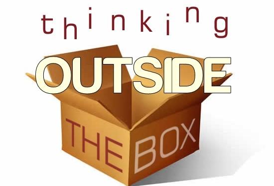 nurse on thinking outside the box