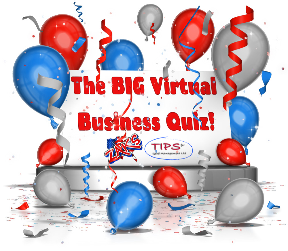 The BIG Virtual Business Quiz!